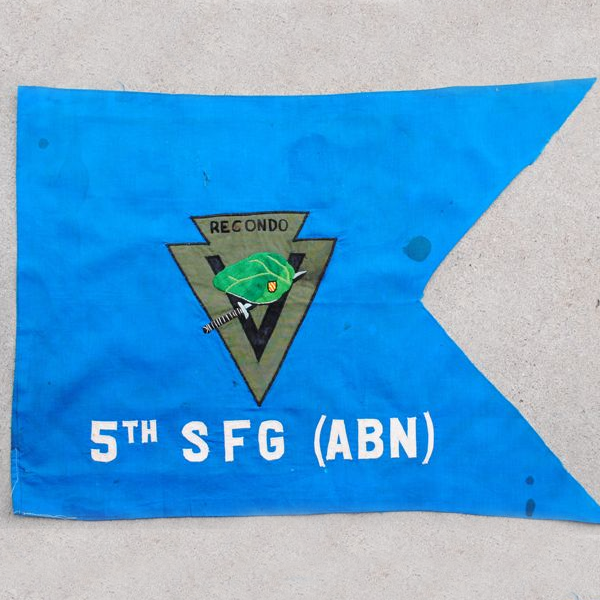 5th-SFG-Recondo-School-Guidon--#311