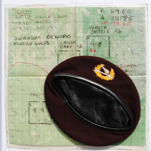ARVN-Ranger-Beret-with-Map-and-History--#512