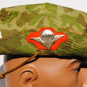 Named-White-Star-Camouflage-Boonie-Hat--#506
