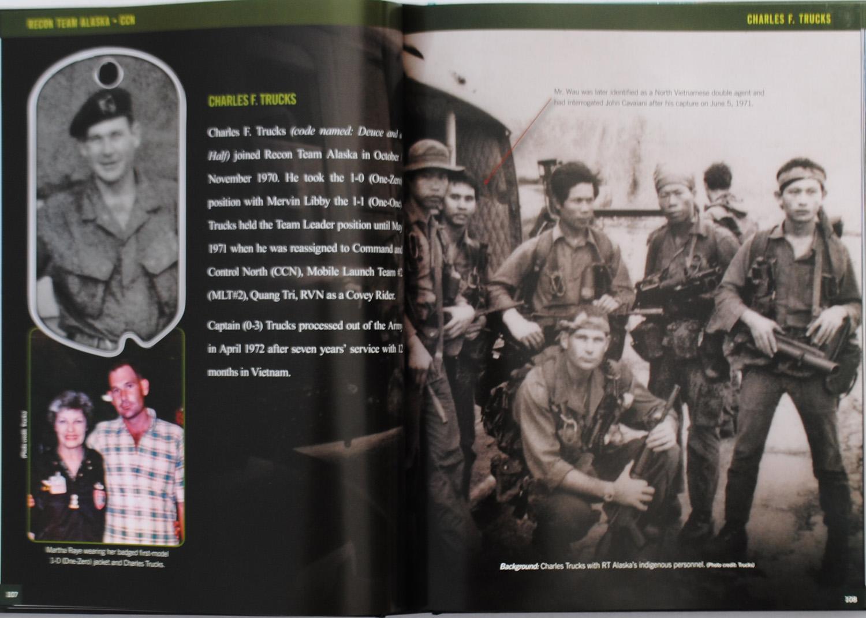 Mac V Sog Team History Of A Clandestine Army Vol 10