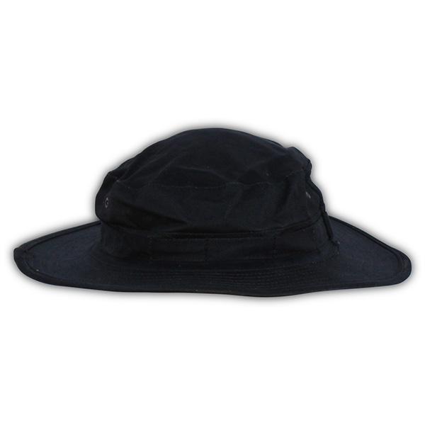 Conrad Baker's Black CISO Boonie (1)