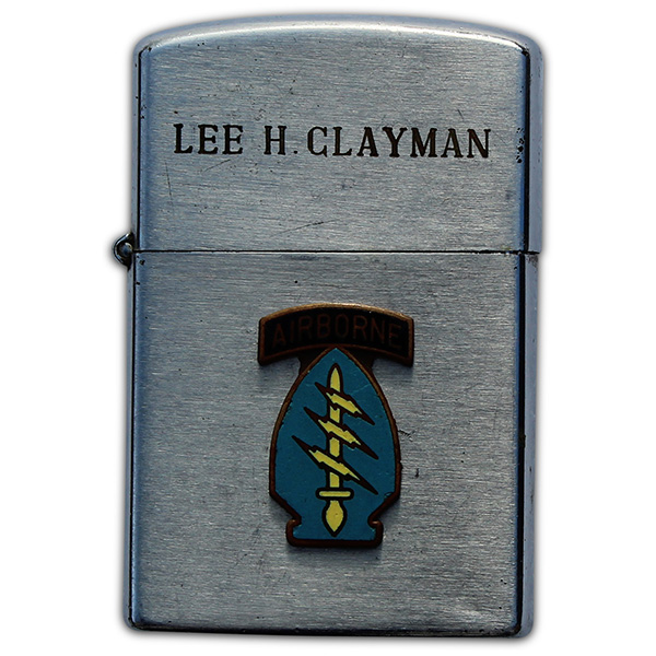 Lee Clayman's presentation Penquin lighter. (1)