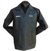 Andrew Brown's 1-0 (One-Zero) jacket.