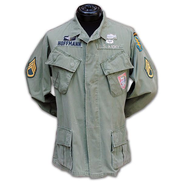Richard Hoffman's Uniform Top