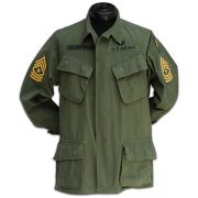 Albert Slugocki's badged uniform top. 1