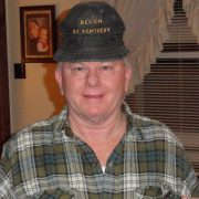Donald Ramsey wearing his RT Kentucky boonie, January 2012.