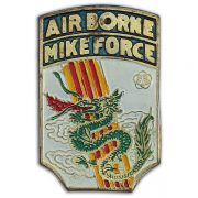 IV Corp Mike Force Miniture Beer Can. 1A