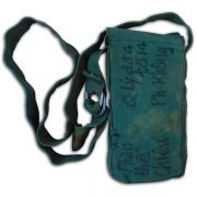 Robert Cook's Captured NVA pouch. 1BB