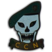 Jack Sky's CCN tie tack. 1A