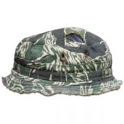 Jackie Thornton's tiger stripe beret. (1)