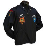 Gregory Teeter's 1st model 1-0 jacket. 2