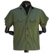Richard Mullowney's CISO Indigenous uniform top. 2A