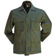 Richard Mullowney's CISO uniform top. 1A