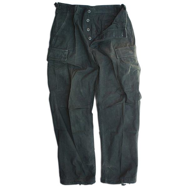 Richard Mullowney's dyed cross border pants. 1A