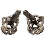 Allen Bodkin's Cuff Links (Bodkin) 1B
