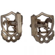 Allen Bodkin's Cuff Links (Bodkin) 1D