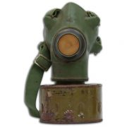 Gerald Grant's Captured NVA Gas Mask. 1