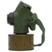 Gerald Grant's Captured NVA Gas Mask. 3