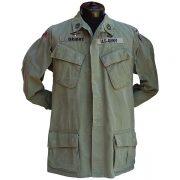 Bernie Bright's Badged Uniform Top. 1A