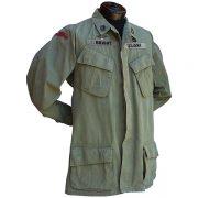 Bernie Bright's Badged Uniform Top. 1C