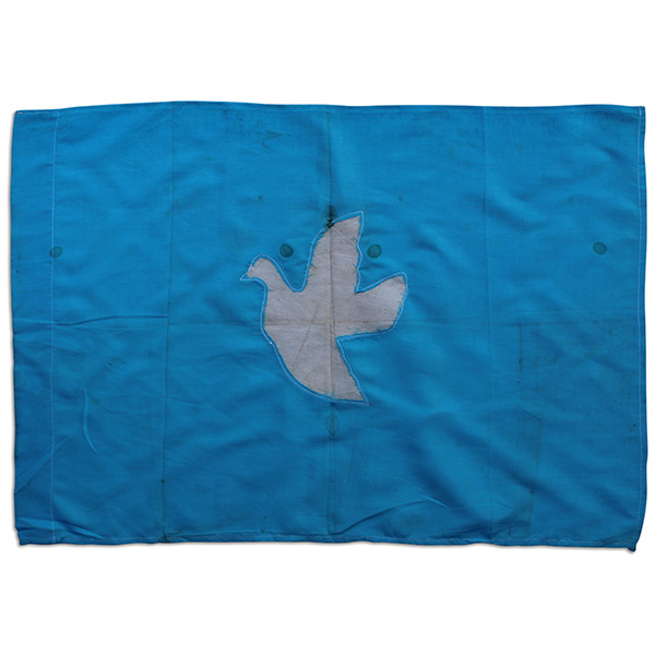 Peace Dove Flag 1